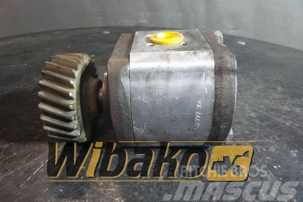 [Other] Zakład Hydrauliki Siłowek Gear pump Zakład Hydraul