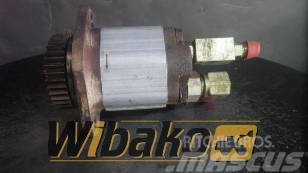 Parker Gear pump Parker 3339112420 44/06-10010763/016