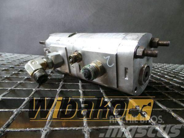 Parker Gear pump Parker 3349101714 (2)