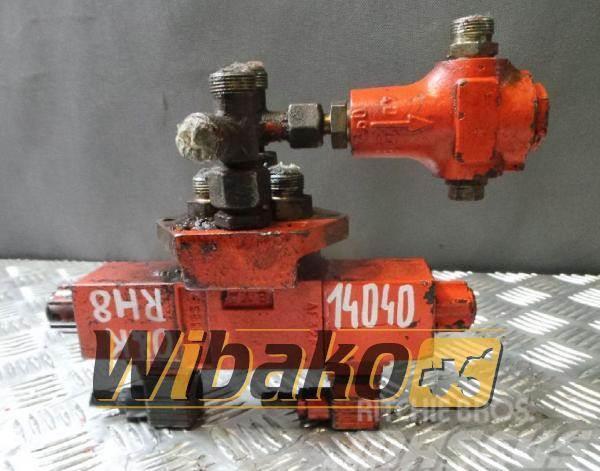 Parker Valves set Parker D1VW-8-C-N-JPH-70X5415 E-2
