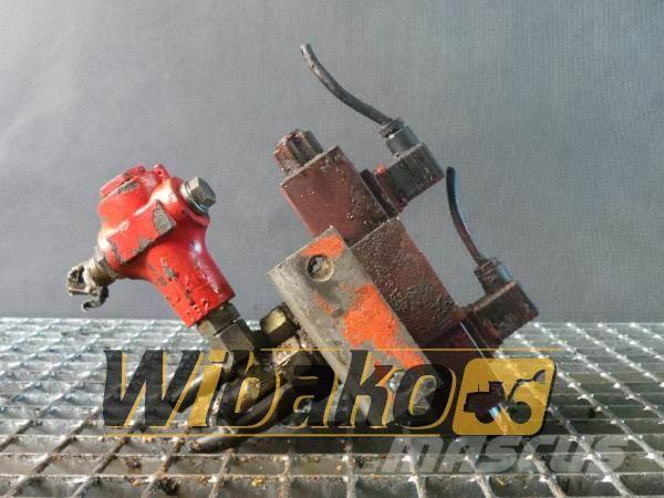 Parker Valves set Parker DTVW-B-C-N-JTH-70-X5415 E-2