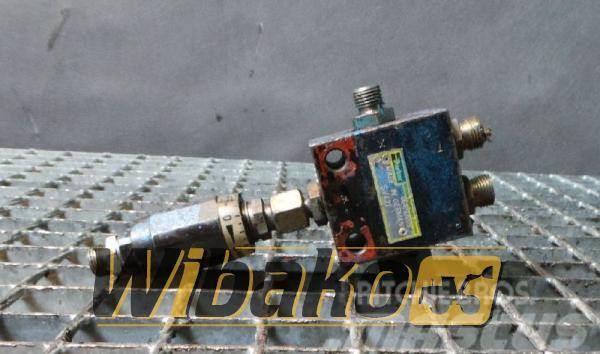 Parker Valves set / Zestaw zaworów Parker SV421