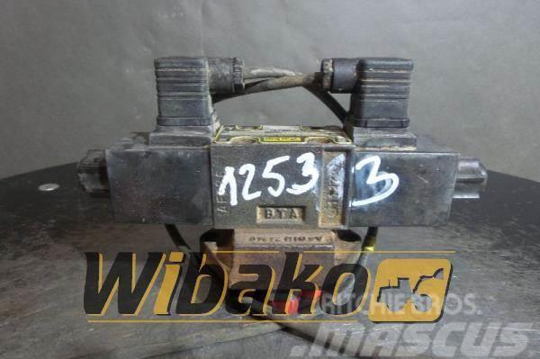 Parker Valves set / Zestaw zaworów Parker SP-D2-18-M-10 E