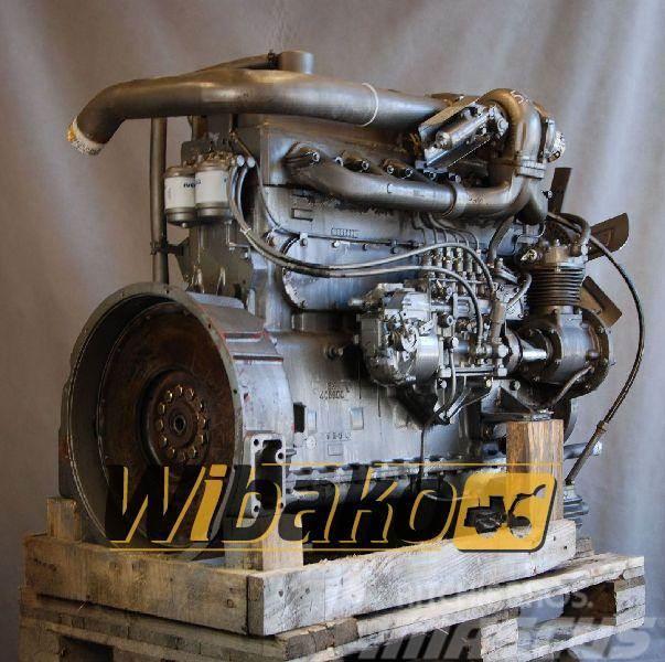 Pegaso Engine / Silnik spalinowy Pegaso 95T1BX