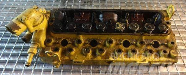 Perkins Cylinder head Perkins 4.248