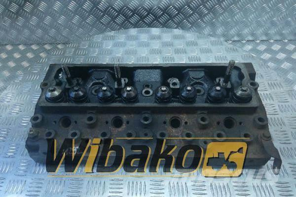 Perkins Cylinder head Perkins 1004-4T ZZ80220/5712H04A/1