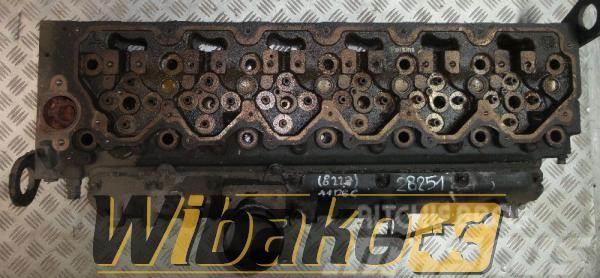 Perkins Cylinder head Perkins 1106C-E66T 3617A025