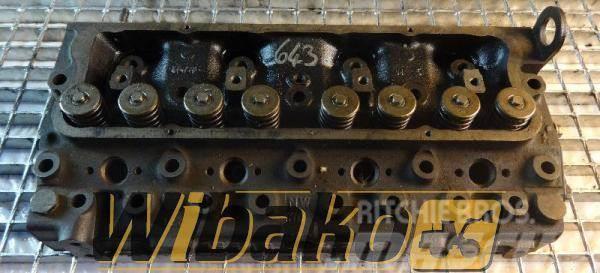 Perkins Cylinderhead / Głowica Perkins 4.236