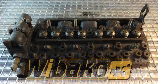 Perkins Cylinderhead Perkins 1004-4T