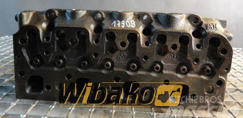 Perkins Cylinderhead Perkins 104-20