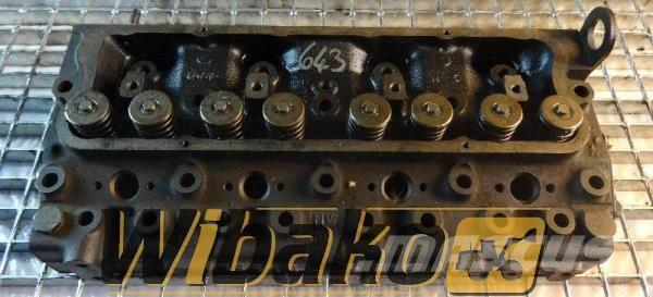 Perkins Cylinderhead Perkins 4.236
