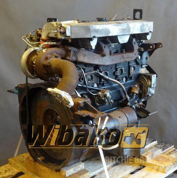 Perkins Engine Perkins 1004-4T AB