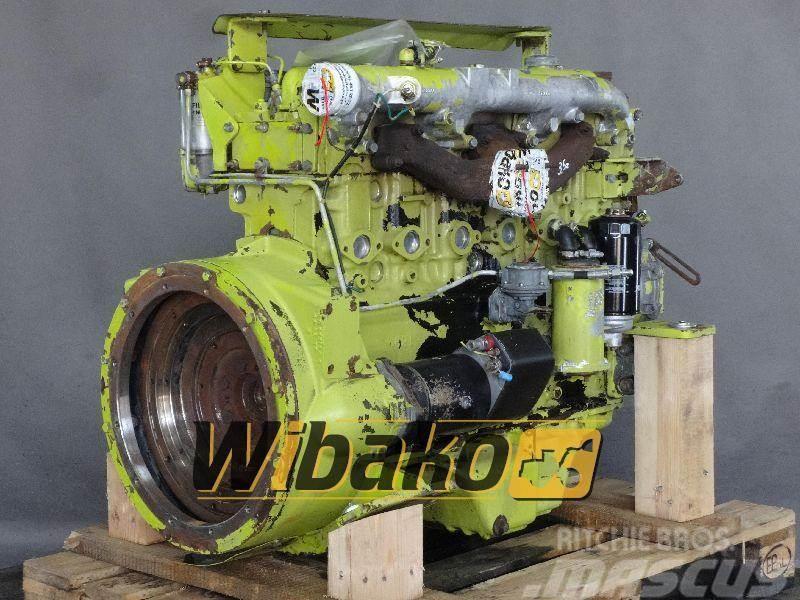 Perkins Engine / Silnik spalinowy Perkins 6.354