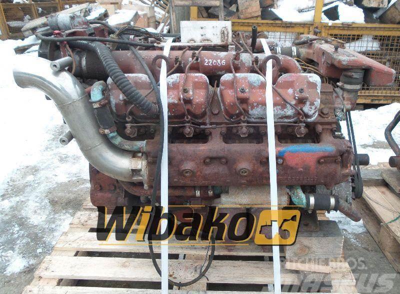 Perkins Engine / Silnik spalinowy Perkins V8.510 XA