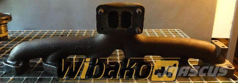 Perkins Exhaust manifold Perkins 1106
