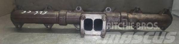 Perkins Exhaust manifold Perkins 1306-E87TA 1821977C2