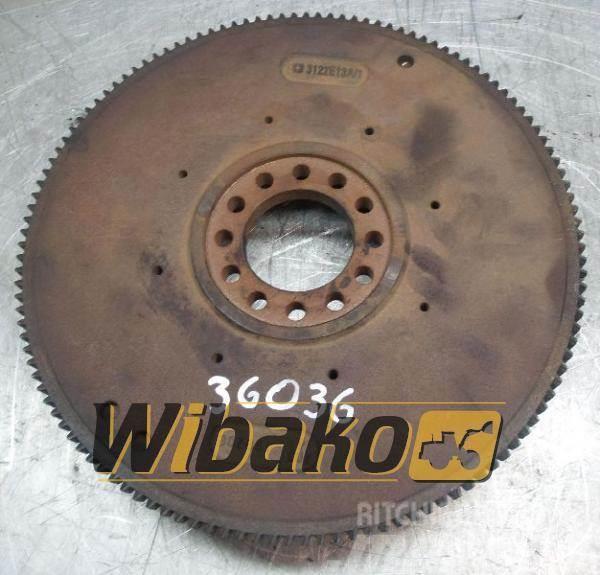 Perkins Flywheel Perkins 1106C-E66T 3122E13A/1