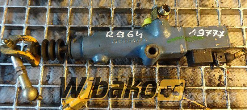 Perkins Gas regulator Perkins 67534105063