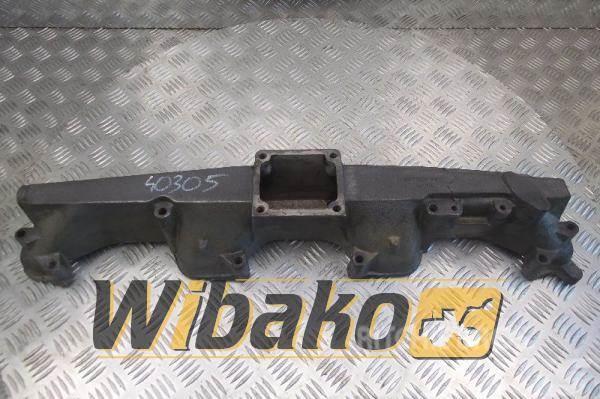 Perkins Intake manifold Perkins 1006E-6T 3777U031/3777U037