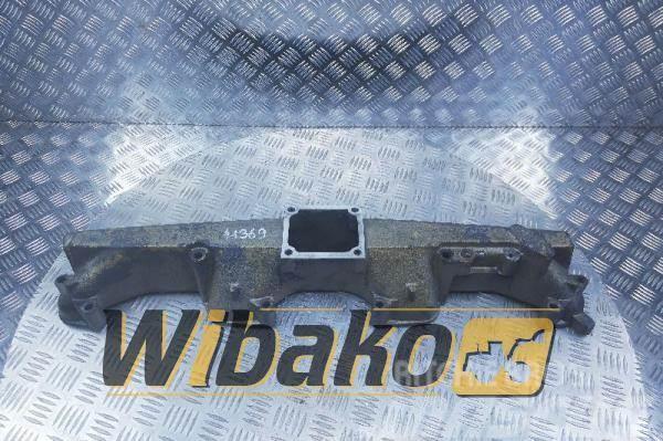 Perkins Intake manifold Perkins 1006-6 3777U038