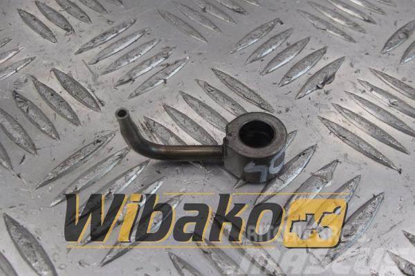 Perkins Lubricating nozzle Tłok Perkins 1006E-6T 3861A027