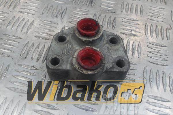 Perkins Oil filter mount Perkins 1006E-6T 3773T111/3773T11