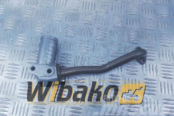 Perkins Oil pump maximum valve Silnika Perkins 1006-6 4138