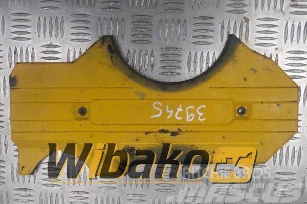 Perkins Timing gear cover Perkins 1006-6T 3781N013