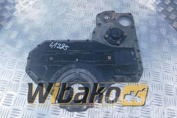 Perkins Timing gear cover Perkins 1006-6 4142A171/3716M22C