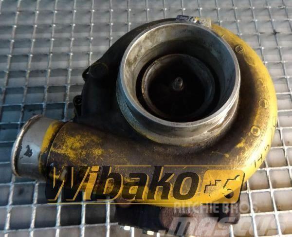 Perkins Turbocharger Perkins 2674A237 10H07008