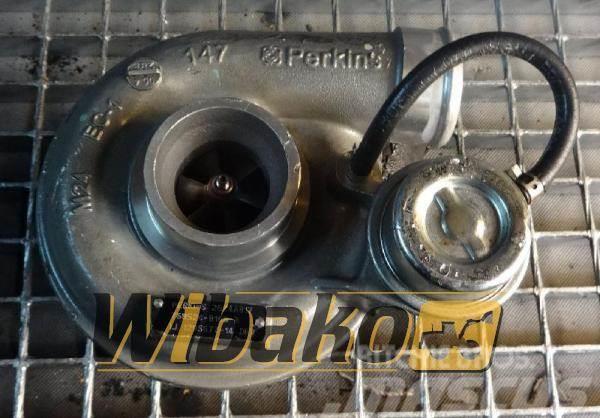 Perkins Turbocharger / Turbosprężarka Perkins 2674A817 768