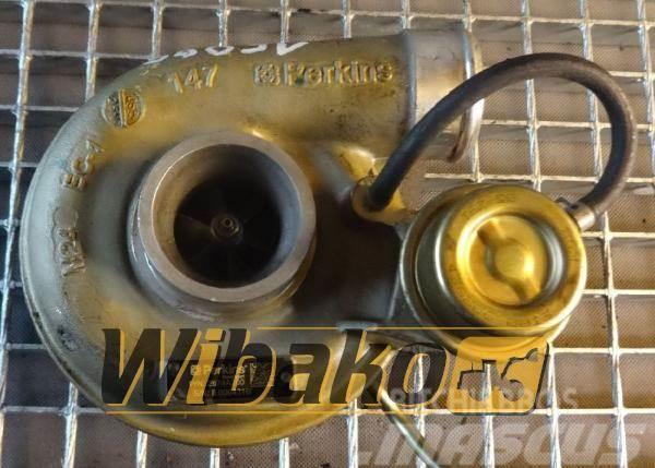 Perkins Turbocharger / Turbosprężarka Perkins M24 2674A200