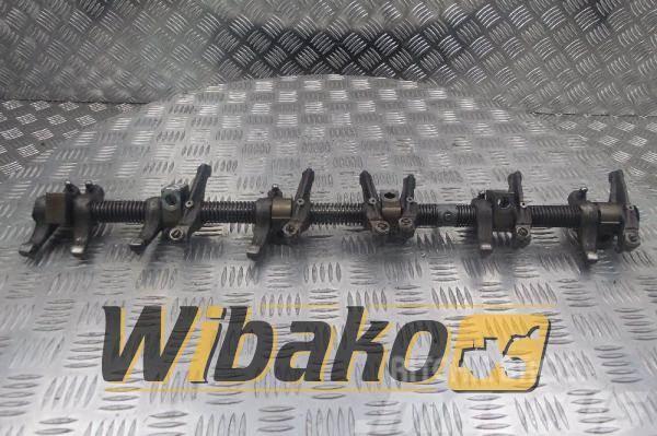 Perkins Valve mechanism Perkins 1006-6T 37571457/4
