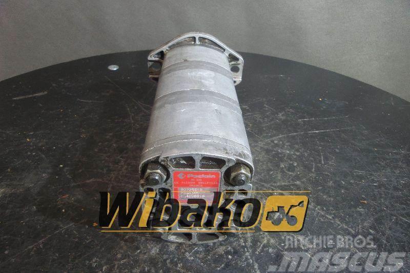Poclain Gear pump / Pompa zębata Poclain 60725516