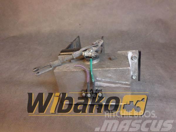 Precision Husky Guvernors Stepper motor / Silnik krokowy Precision