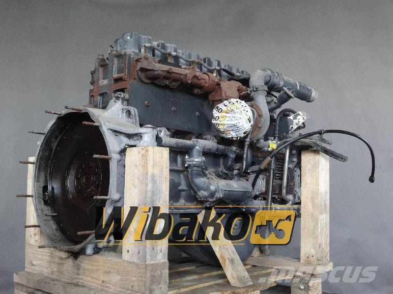Renault Engine / Silnik spalinowy Renault MIDRO62045E41