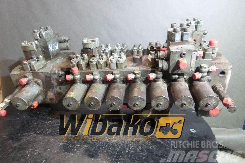 Rexroth Control valve Rexroth M8-1132-00/8M8-18