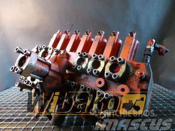 Rexroth Control valve / Rozdzielacz Rexroth M8-1010-05/7M8