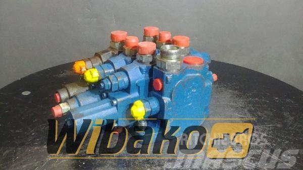 Rexroth Control valve / Rozdzielacz Rexroth 2SN18L1X REF07