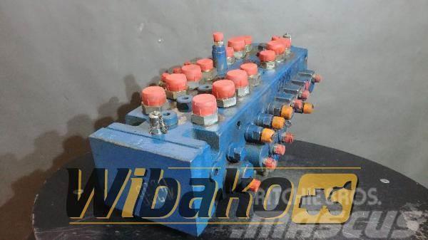 Rexroth Control valve / Rozdzielacz Rexroth M8-1277-00/8M8