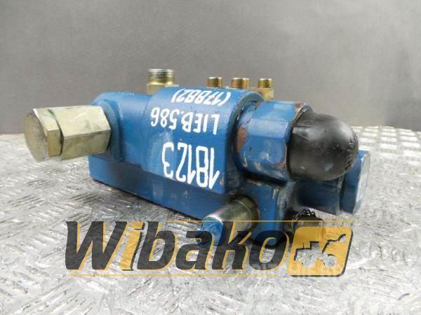 Rexroth Control valve / rozdzielacz rexroth RSM2-25B20/A31