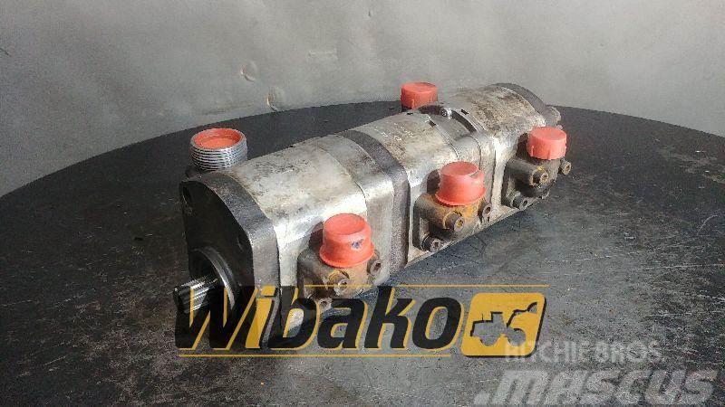 Rexroth Gear pump Rexroth 0510565432 1517222925