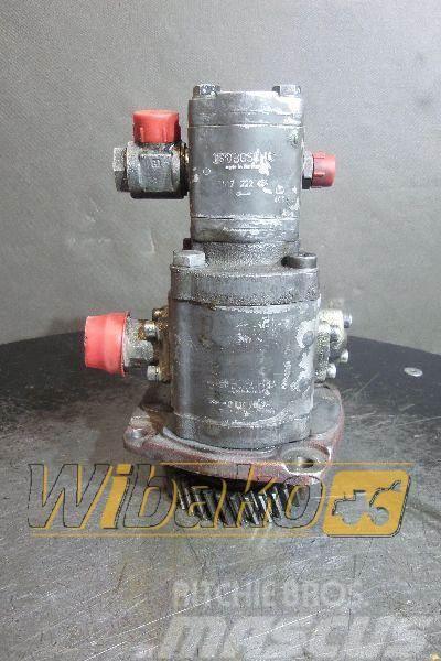 Rexroth Gear pump Rexroth 0510666302 1517222779/1517222454