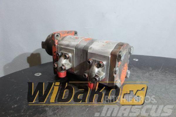 Rexroth Gear pump Rexroth 0510565010 1517222363/1517222377
