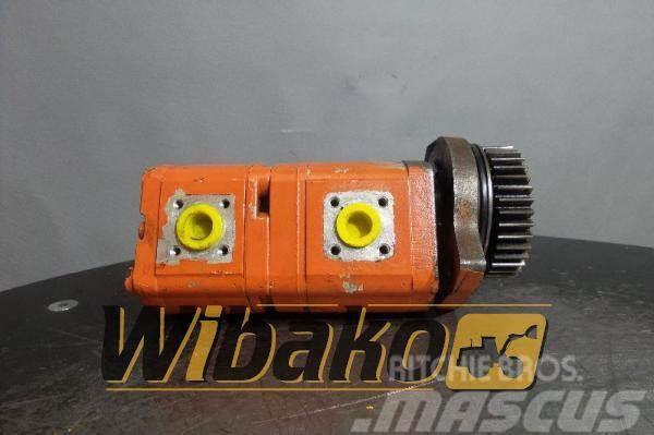 Rexroth Gear pump Rexroth 0510565072 1518222309/1517222377