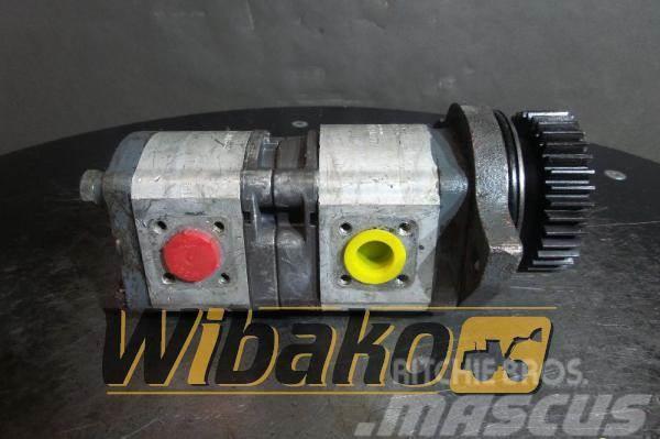 Rexroth Gear pump Rexroth 0517565001 1517222377/1517223006