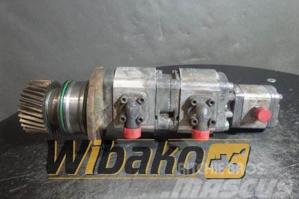 Rexroth Gear pump Rexroth 0517666305/1517223079 1517223020