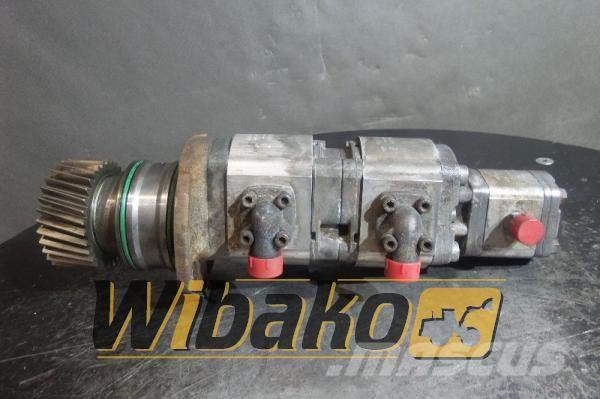 Rexroth Gear pump Rexroth 0517666305/1517223079 1517223020