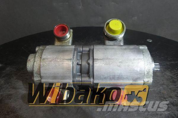 Rexroth Gear pump Rexroth 1517223020 0517766306/1517223019