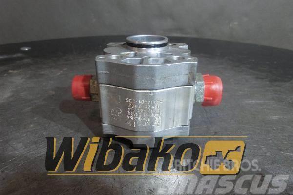 Rexroth Gear pump Rexroth 1519222444